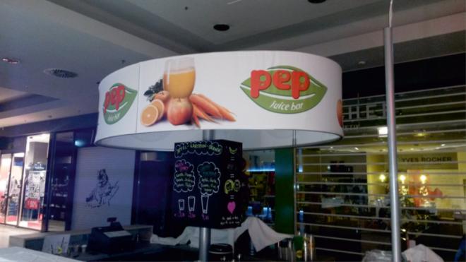 Digitaldruck für Laden- und Messebauer